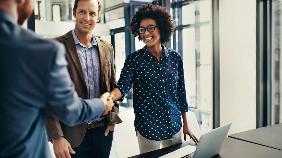 How to develop a partnership that help grow your firm